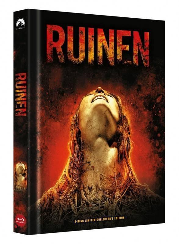 Ruinen - Cover B - Mediabook - 84 Entertainment - lim. 300