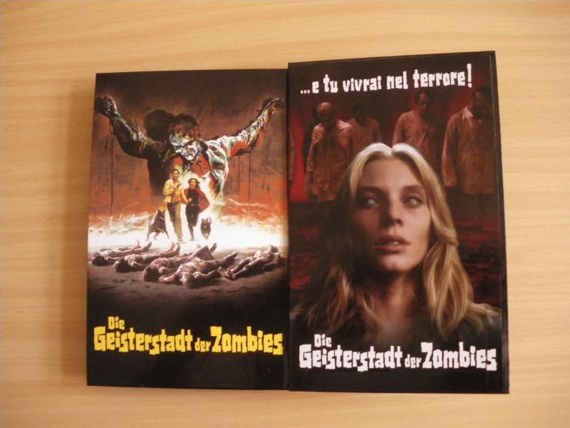 Geisterstadt der Zombies From Beyond Clackpack Fulci