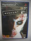 Manhunt, PS 2, neu + originalverpackt