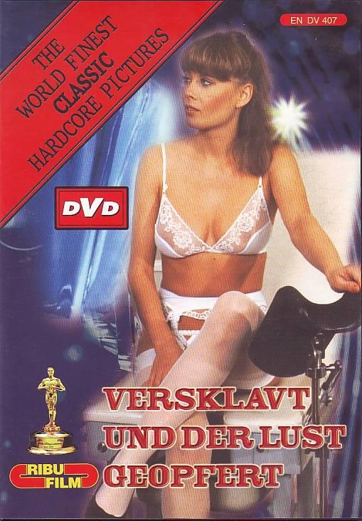 Ribu Video:Versklavt und der Lust geopfert (DVD) Eva Kleber