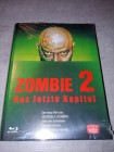 Zombie 2 Day of the Dead HD-Kultbox Blu-ray Hartbox NEU OVP