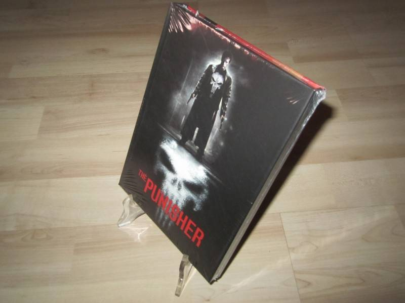 The Punisher - Nameless Mediabook Cover A 773/777 Neu/Ovp