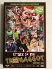 Attack of the Tromaggot - gr. Hartbox DVD