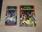 Kannibalen - Aron Boone - Buch + VHS