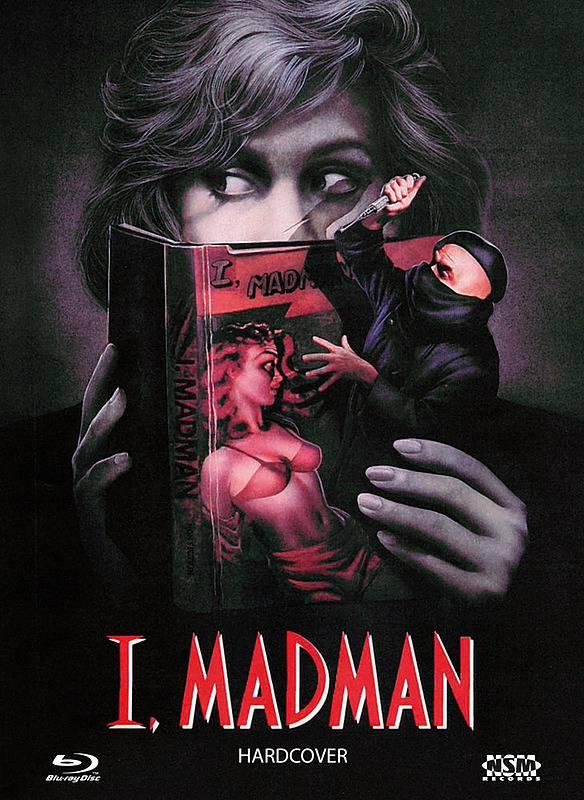 Hardcover; Mediabook B