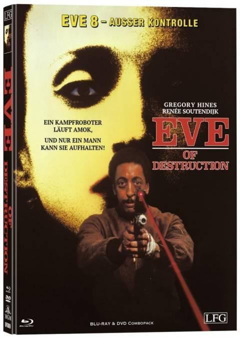 Eve 8 ausser Kontrolle; Mediabook C