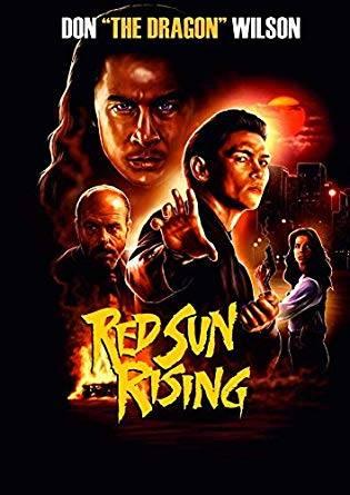 Red Sun Rising; Mediabook C