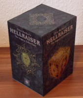 Hellraiser Box + Gratis Dvds