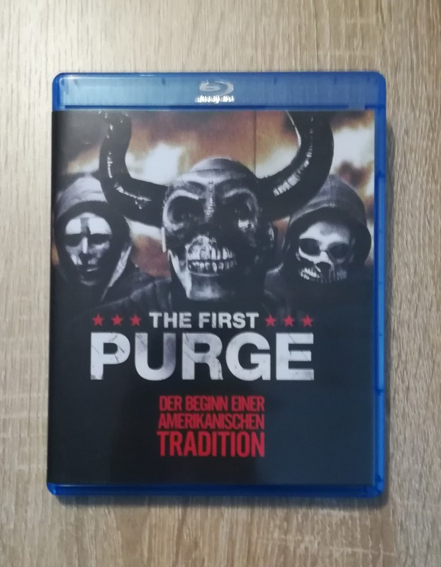 The first Purge Bluray (neuwertig)