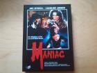 MANIAC -  Blu Illusions Mediabook Cover B Lim. 500 Spinell