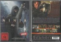 Ninja - Pfad der Rache - UNCUT (59058945,NEU,AKTION)