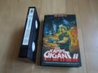 VHS   DER KAMPF GIGANT II  FSK 18