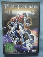 Transformers  ANIMATED GREAT MOVIES DVD FSK12