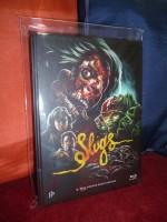 Slugs (1988) Inked P. [3Disc LE Uncut D 1025/1500] NEU/OVP!