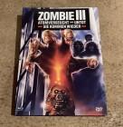 Blu-ray/DVD * ZOMBIE 3 (1988) * Lucio Fulci * Mediabook