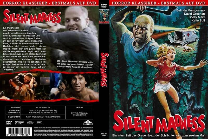 Silent Madness (Amaray) NEU ab 1€