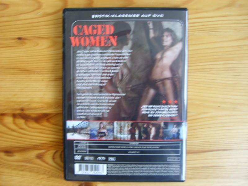 caged Women DVD erotik