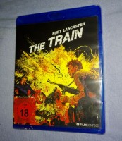 The Train (Burt Lancaster) - Uncut Blu-Ray [NEU]