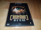 CANDYMAN 3 - DAY OF THE DEAD ++ DVD uncut ++ Erstauflage OOP