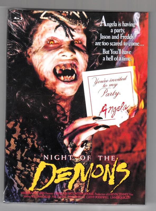 Night of the Demons - Mediabook C - 222 Stk