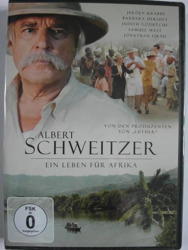 Albert Schweitzer - Ein Leben für Afrika, Urwald Krankenhaus