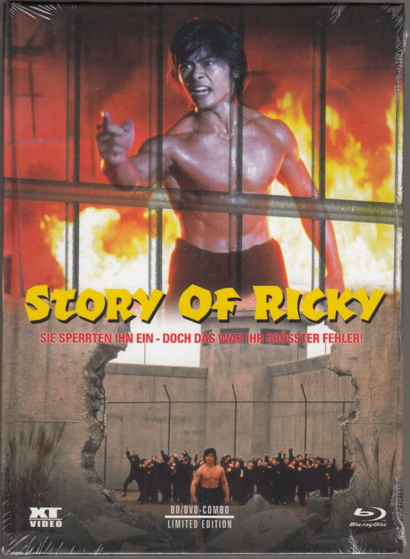 Story of Ricky - XT Mediabook B