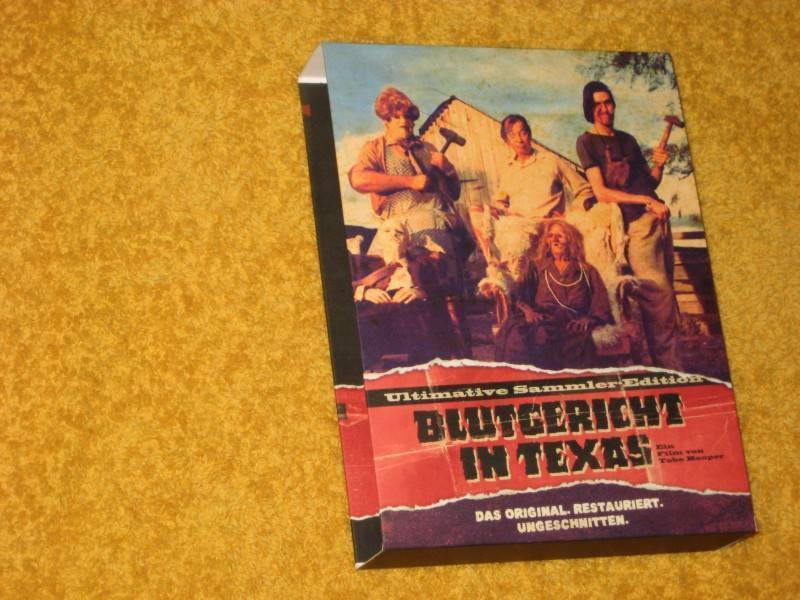 The Texas Chainsaw Massacre - Ultimate Collectors Edition