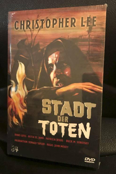 Stadt der Toten - Dvd - Hartbox *Neu*