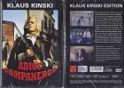 Adios Companeros  Klaus Kinski Neu