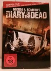 Diary of the Dead George A. Romero DVD Uncut in Schuber