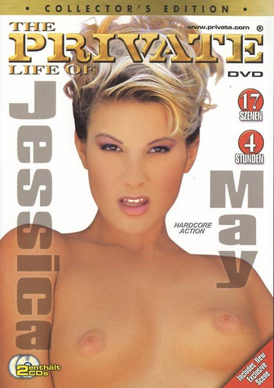 The Private life of Jessica May 2 DVDs