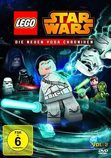 Lego - Star Wars - Die neuen Yoda Chroniken Vol. 2 (DVD)