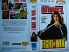 Fight to Win ... Cynthia Rothrock  ... VHS