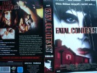 Fatal Contract ... Talia Shire, Jack Coleman  ... VHS