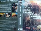 Escape to Nowhere - Platoon to Hell ...  VHS ...  FSK 18