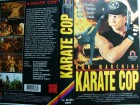 Karate Cop ... Ron Marchini ...  VHS ...  FSK 18