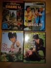 4 x Eastern Filme, deutsch, DVD