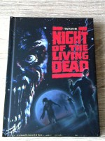 NIGHT OF THE LIVING DEAD(REMAKE)LIM.MEDIABOOK UNCUT