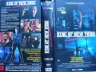 King of New York ... Christopher Walken ... VHS ...  FSK 18