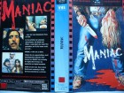 Maniac  ... VHS  ...  FSK 18