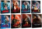 Nightmare on Elm Street 1-7 + Remake 8x wattierte Mediabook
