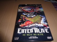 EATEN ALIVE # XT VIDEO + COVER B + NR. 401 / 666