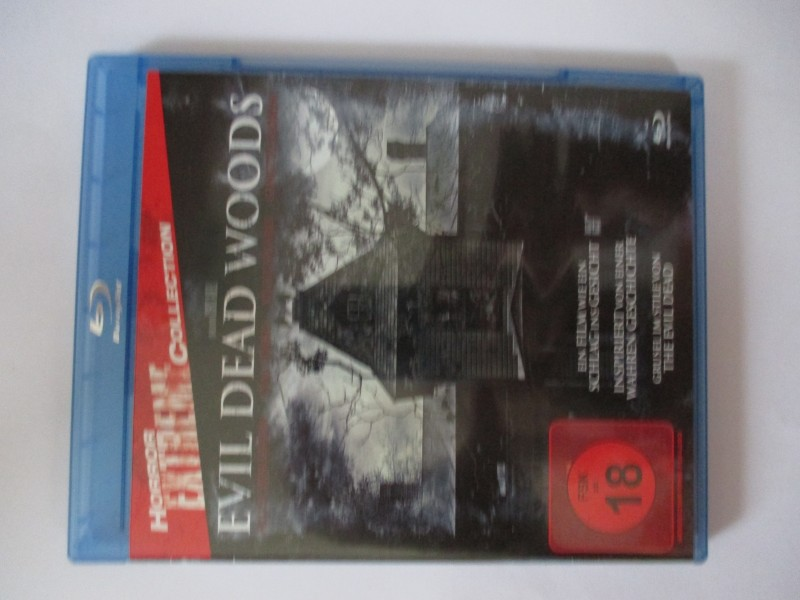 Evil Dead Woods - Horror Extreme Collection - Blu-ray