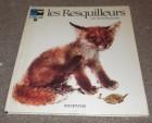 René Hausman (1936-2016) - Les Resquilleurs signiert 1973