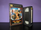 The Throne of Fire * VHS * Mike Hunter
