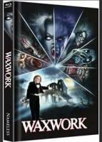 WAXWORK - Cover A - (Blu-Ray) - Mediabook - Limited 666
