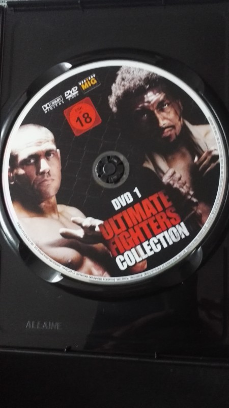 Dvd Überraschungs Box - Ultimate Fighters Collection - 1 DVD