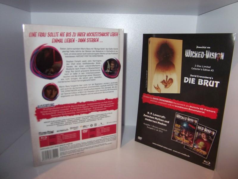 Hatchet for the Honeymoon - Mediabook Wicked Vision