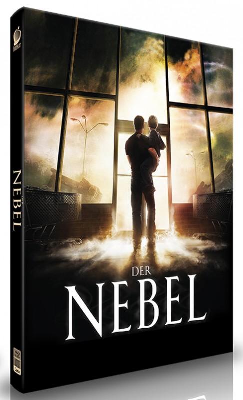 Der Nebel – BD/CD Mediabook C Lim 333 OVP