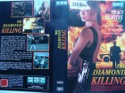 The Diamond Killing ... Traci Lords ...  VHS ... FSK 18